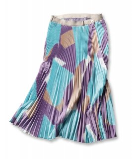 COLORED PAPER SKIRT