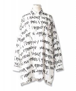 <img class='new_mark_img1' src='https://img.shop-pro.jp/img/new/icons13.gif' style='border:none;display:inline;margin:0px;padding:0px;width:auto;' />LETTER PRINT BIG SHIRTS