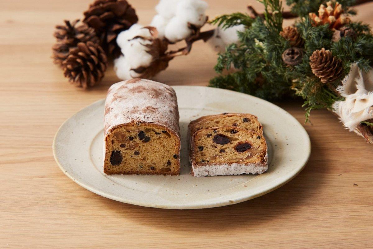 【クリスマス限定】自家焙煎コーヒーで作る二足歩行 coffee roastersのシュトレン 12/14~12/20お届け分