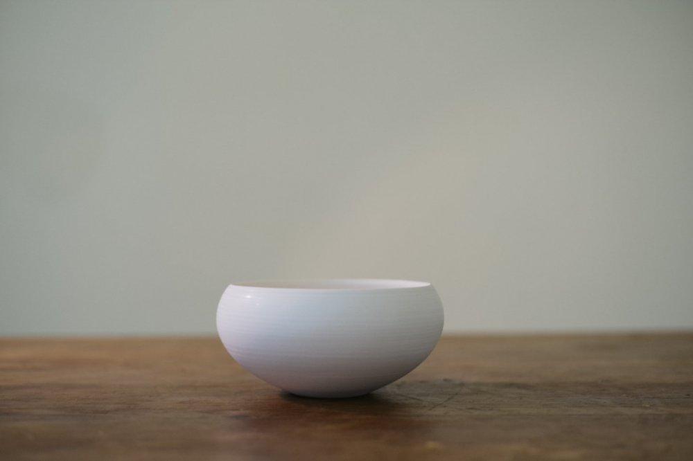白磁 鉢 共箱