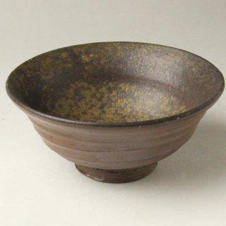 備前茶碗 二代 藤原楽山 造