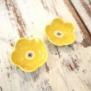 黄色お花箸置き
