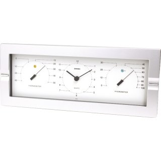 エンペックス セレニティ温度計・時計・湿度計