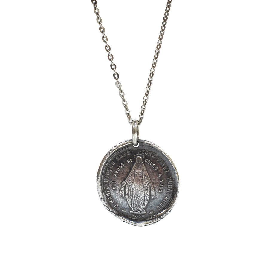 AMP JAPAN 13AH-283 maria coin Necklace