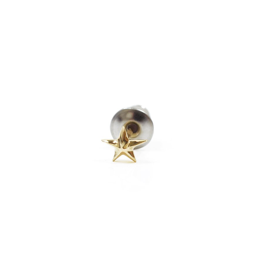 AMP JAPAN 11AH-801 star pierce gold