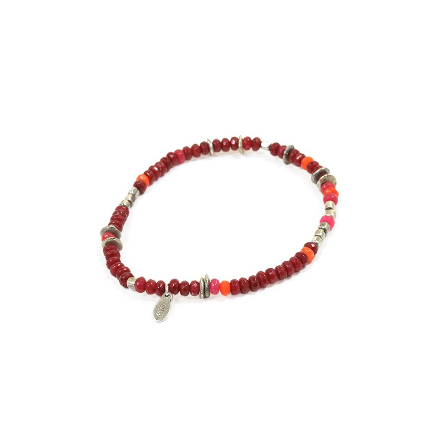 AMP JAPAN 16AHK-470RD Color Quartz Bracelet
