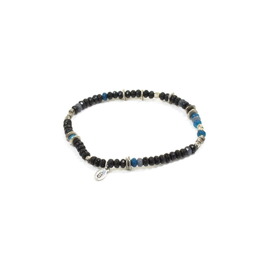 AMP JAPAN 16AHK-470BK Color Quartz Bracelet