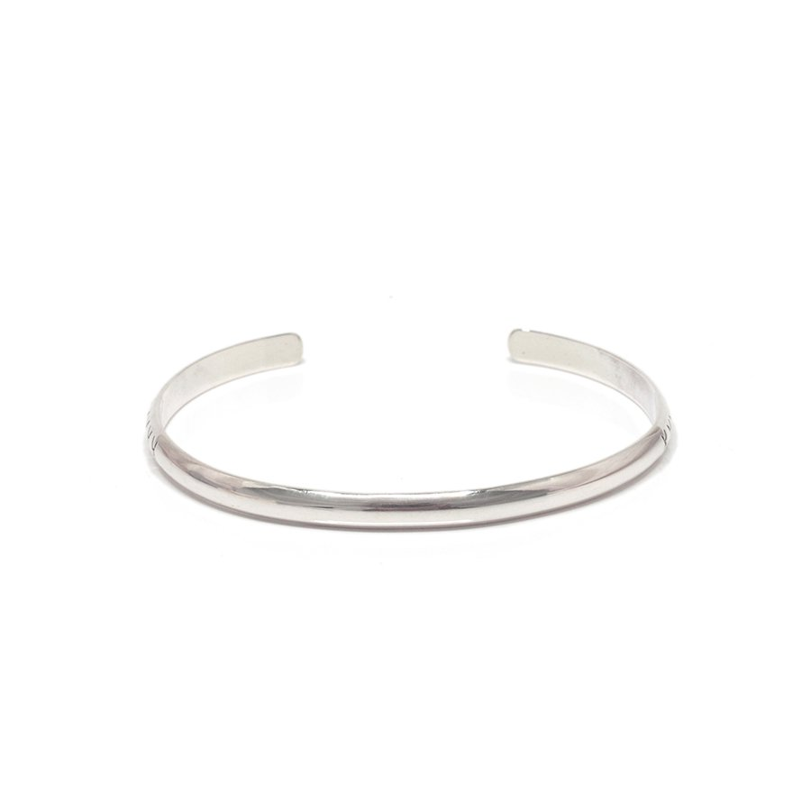 NORTH WORKS W-305 Stamped Bangle