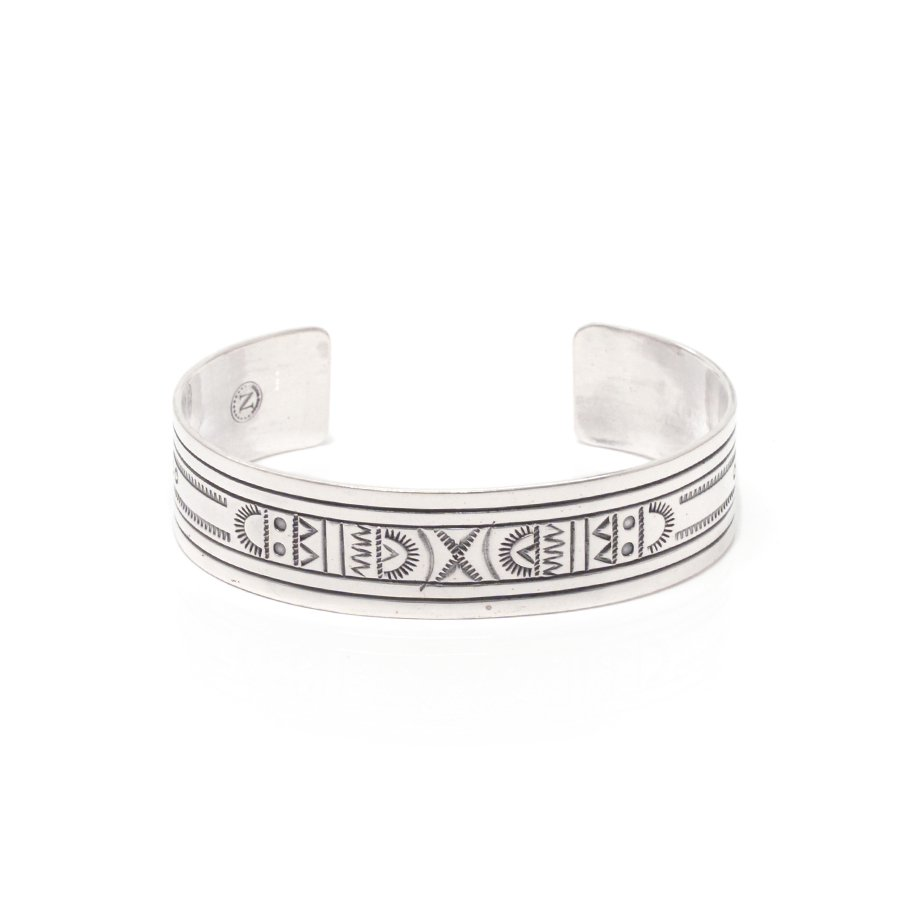 NORTH WORKS W-318 Stamped Bangle