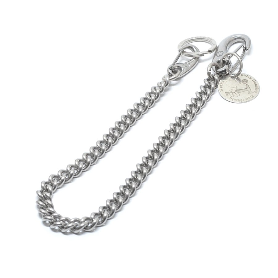 Sunku SK-240 / 50cm Stainless wallet chain