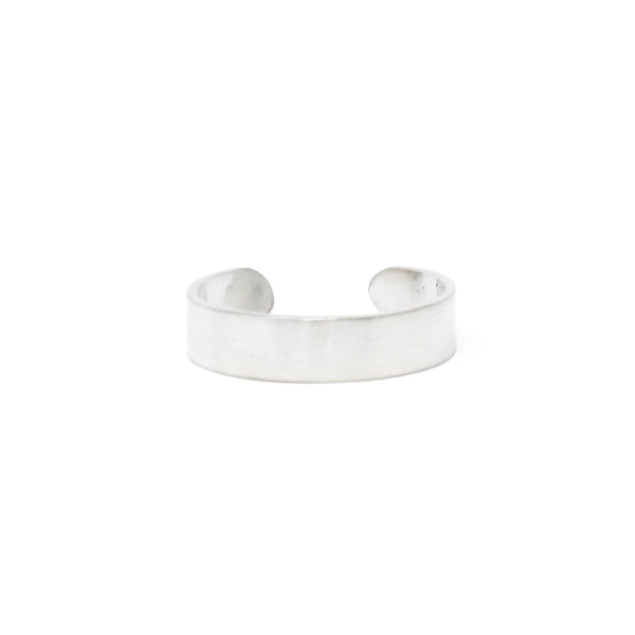 20/80 AR003 STERLING SILVER ID RING 5mm width