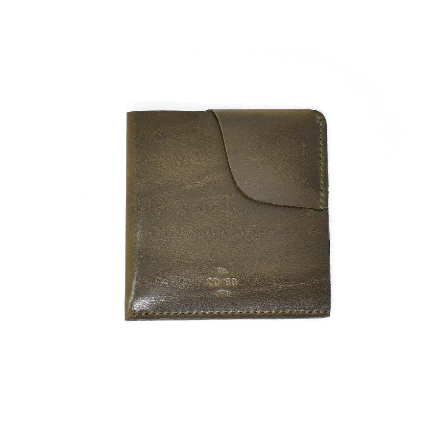 20/80 CH001 KIP LEATHER CARD & BILL HOLDER