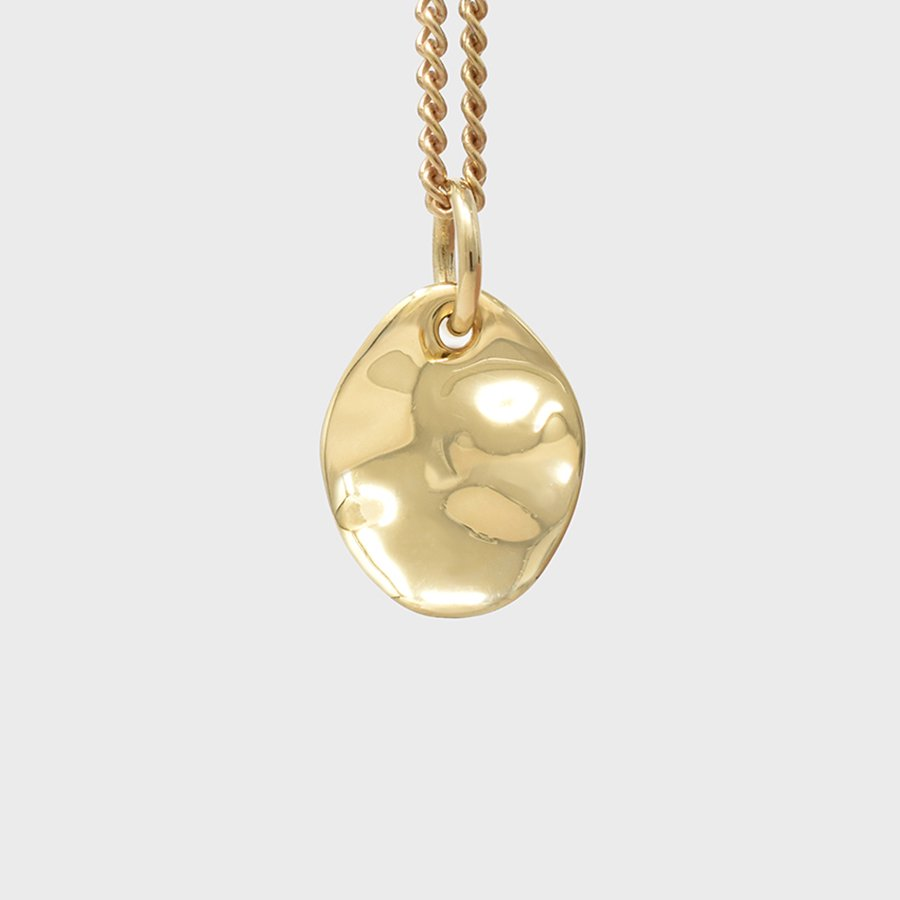 MIRAH N103  Water TOP necklace /GD
