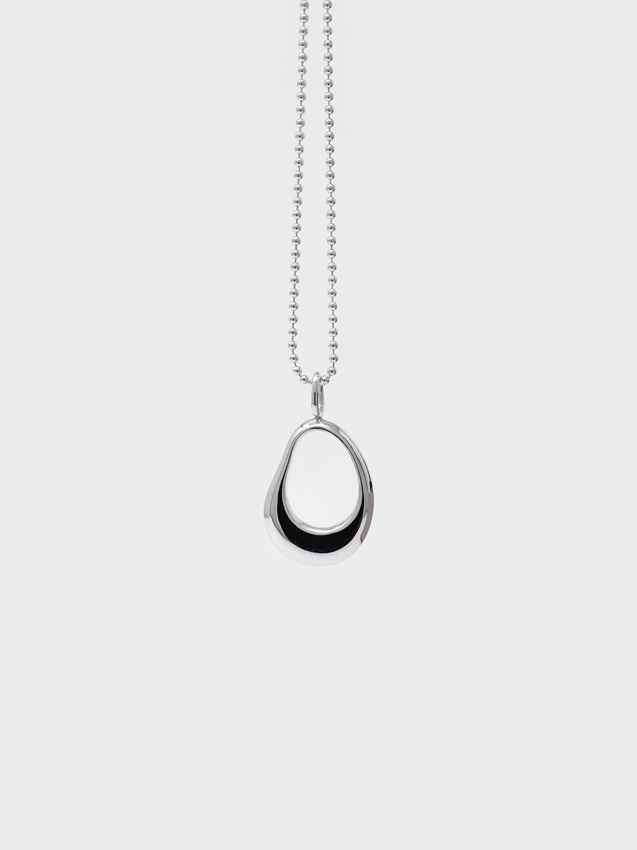 Liquid MNN-002 oval S necklace