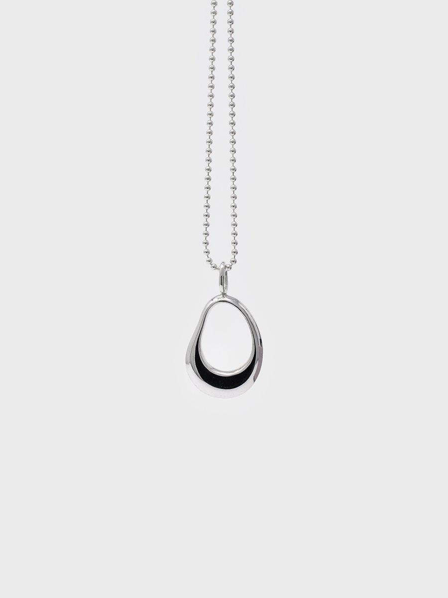 Liquid MNN-002 oval S necklace