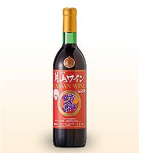 山ぶどう酒 720ml