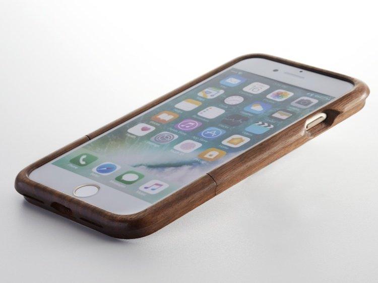 ウッドケース for iPhone