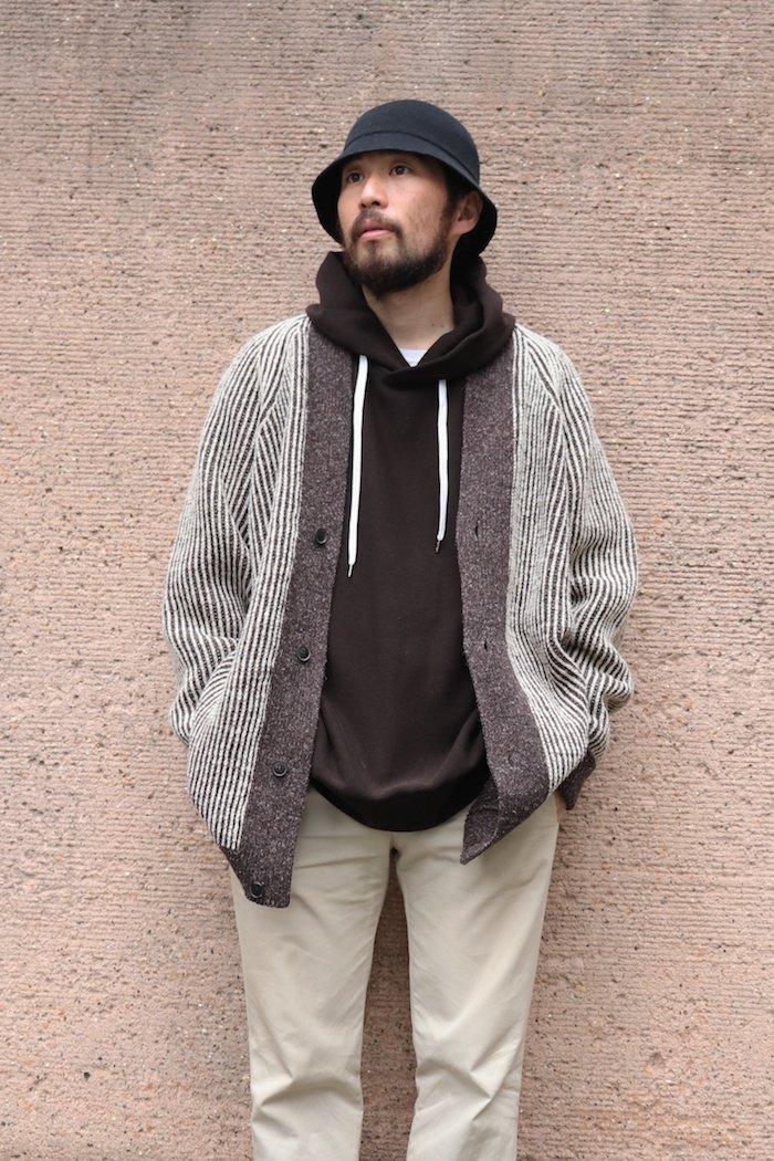 jonnlynx【 urake hoodie / Brown】