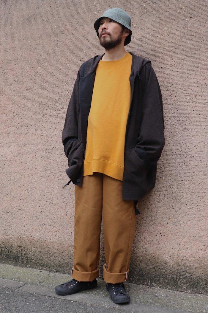 jonnlynx【 urake pullover / Mustard】
