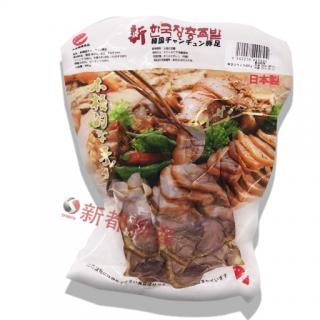 【要冷蔵・韓国風味】EHK鹵味豚肘切片ー豚肘スライス400g
