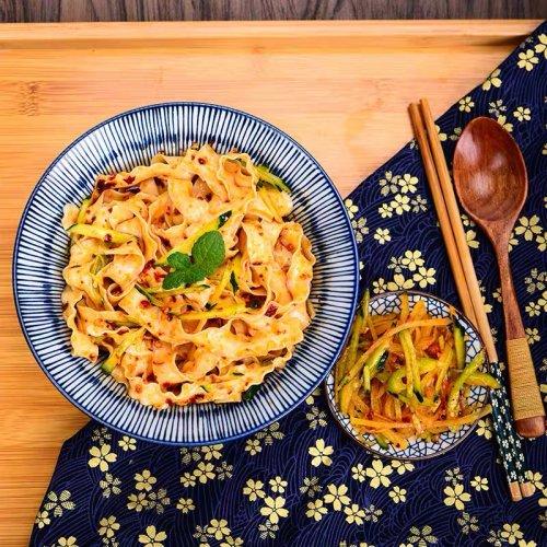 望郷刀削麺(干面)400g