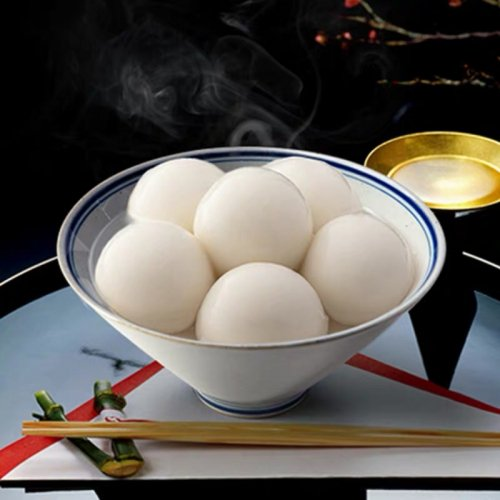 【冷凍】思念寧波風味湯圓−醇香黒芝麻400g