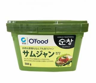 【韓国味噌】スンチャンサムジャン500g