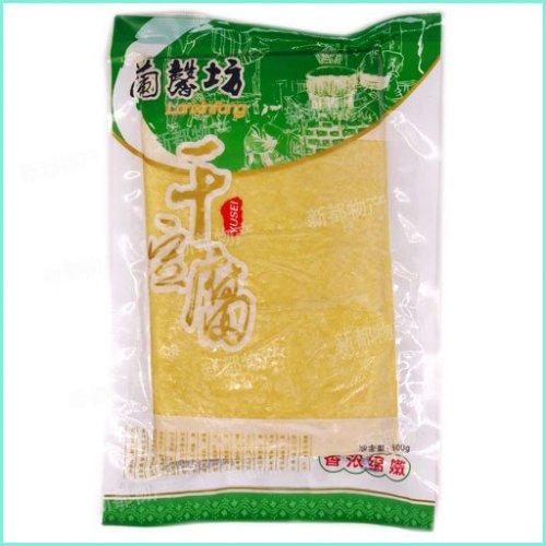 【冷凍】【大豆製品】蘭馨坊干豆腐500g