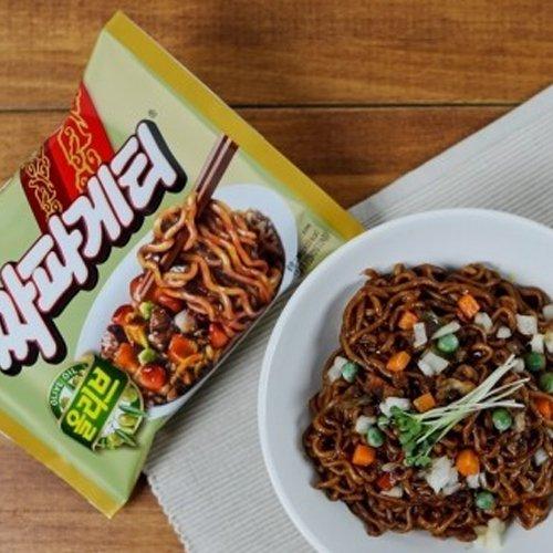 【農心】チャパゲティジャジャン麺(140g×1個)