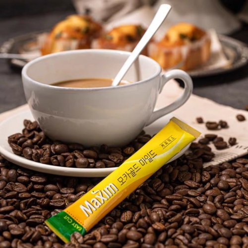 モカコーヒー韓国【黄】‐20個