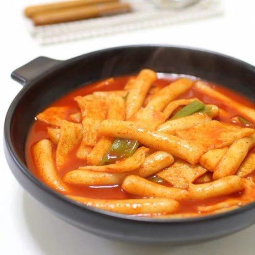 【特売セール】韓国風味クッタムラッポキ390g(旨辛味)