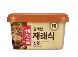 【韓国味噌】ヘチャンドル味噌1kg