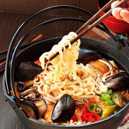 農心 イカ チャンポン 麺