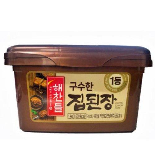 【韓国味噌】グスハン家味噌1kg