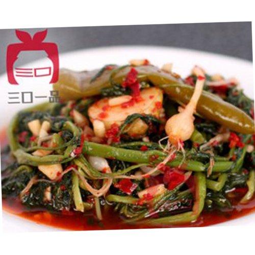 【三口泡菜】桜菜泡菜−ヨンチェキムチ1�