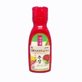 【韓国辣醤】へチャンドルお酢入りコチュジャン300g