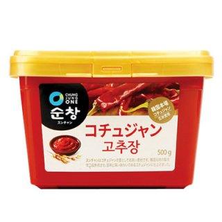 【韓国辣醤】スンチャンコチュジャン500g