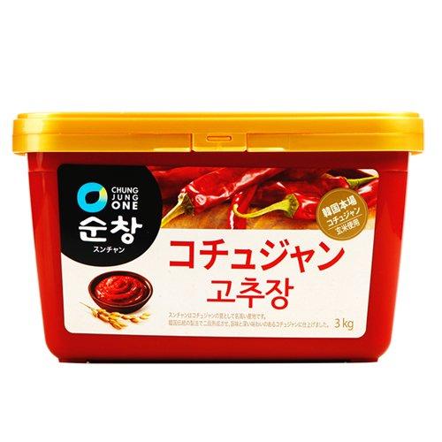 【韓国辣醤】スンチャンコチュジャン3kg