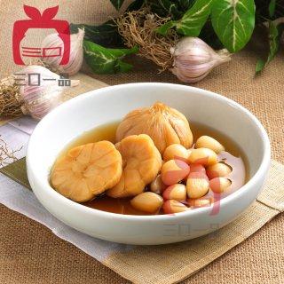 【三口泡菜】大蒜泡菜−ニンニク醤油漬けキムチ215g