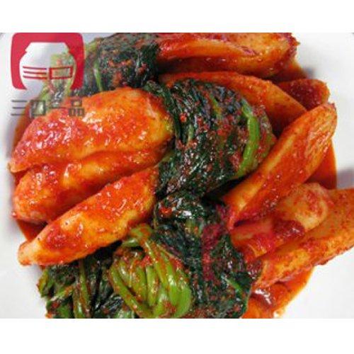 【三口泡菜】チョンガクキムチ415g