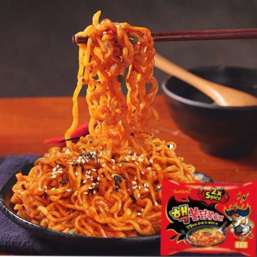 激辛ヘッブルダック炒め麺