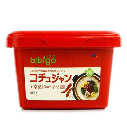【韓国辣醤】ビビゴコチュジャン500g