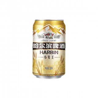 ハルビンビール小麦王(缶)330ml