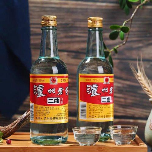 瀘州老窖二曲酒 52度 ー500ml