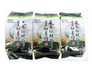 宋家伝統のり−緑(3パック入り)