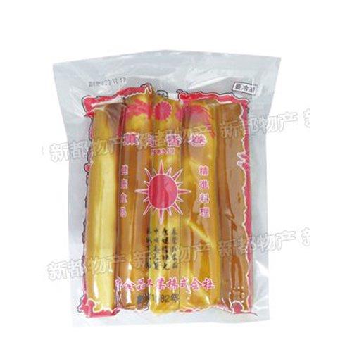 【冷凍・大豆製品】杜食品燻五香巻(5本入り)