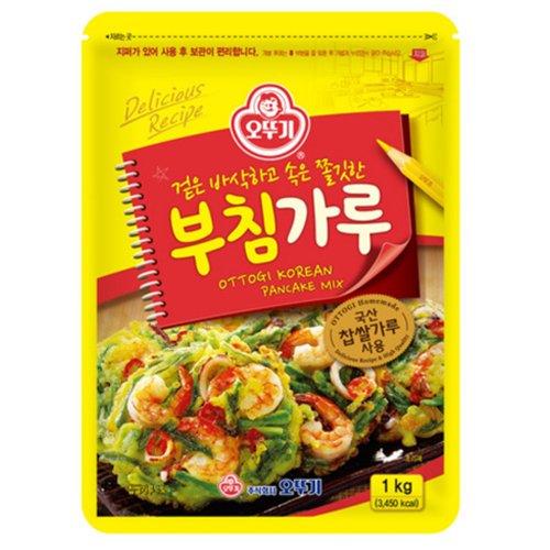 【韓国風味】オットギチヂミの粉1kg