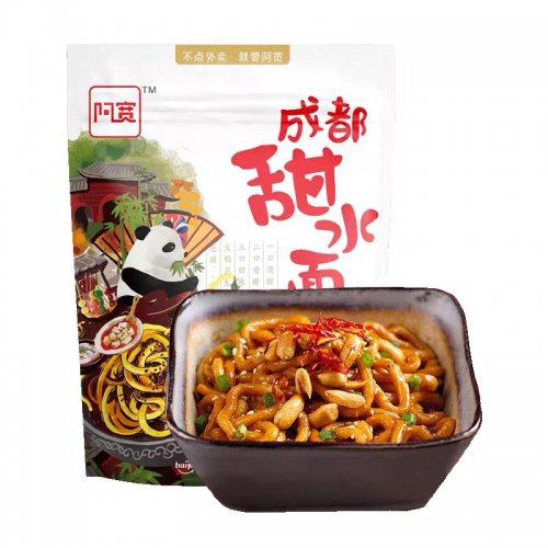 阿寛成都甜水麺270g