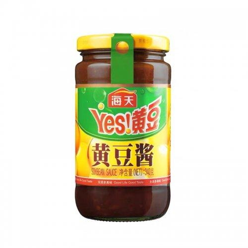 海天黄豆醤340g