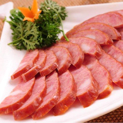 【冷凍】哈爾賓紅腸−ハルピン腸詰(4本入り)